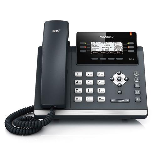 Điện thoại VoIP Yealink SIP-T42G