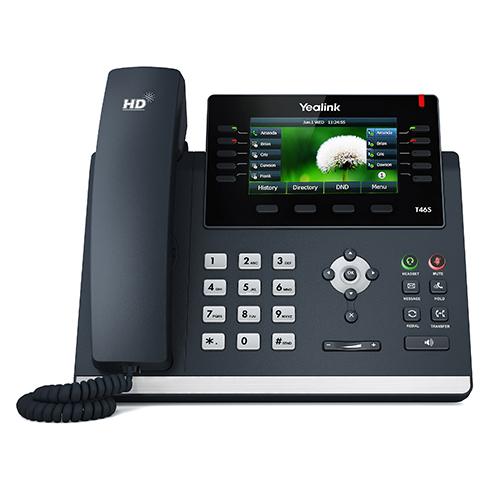 Điện thoại VoIP Yealink SIP-T46S