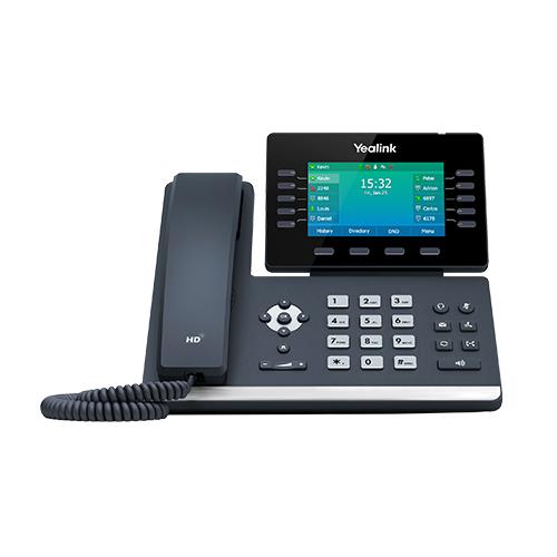 Điện thoại VoIP Yealink SIP-T54W