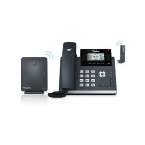 Điện thoại VoIP không dây DECT Yealink W41P