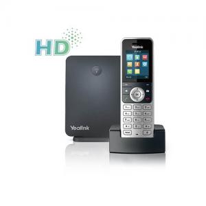 Điện thoại VoIP không dây Yealink W53P