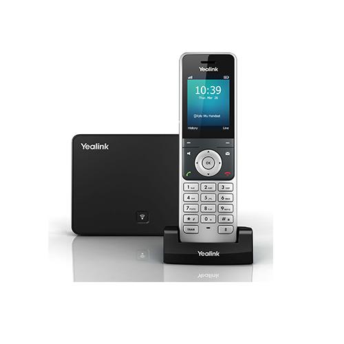 Điện thoại VoIP không dây DECT Yealink W56P