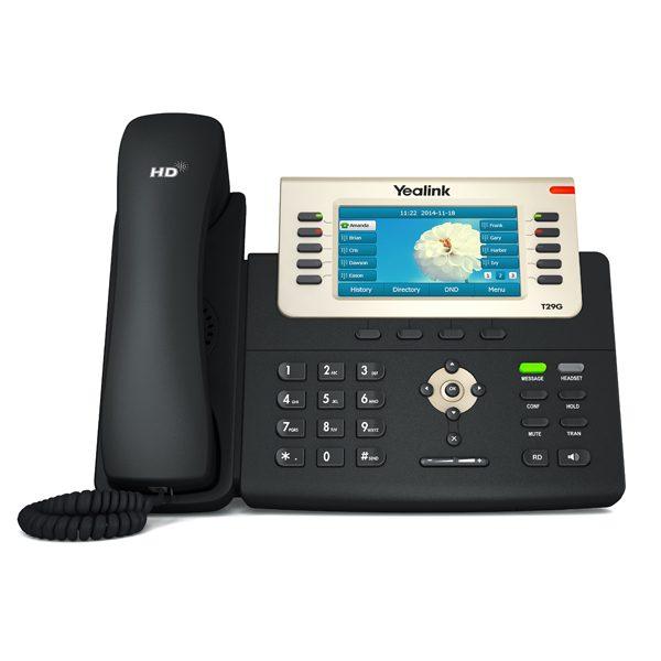 Điện thoại VoIP Yealink SIP-T29G