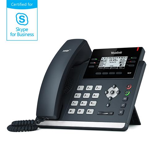 Điện thoại IP Yealink SIP-T41S Skype