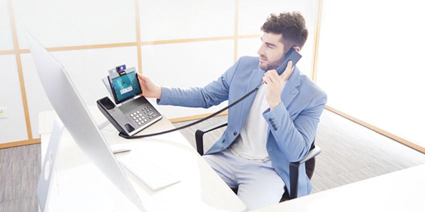 Giải pháp sử dụng điện thoại bàn IP / VoIP cho văn phòng