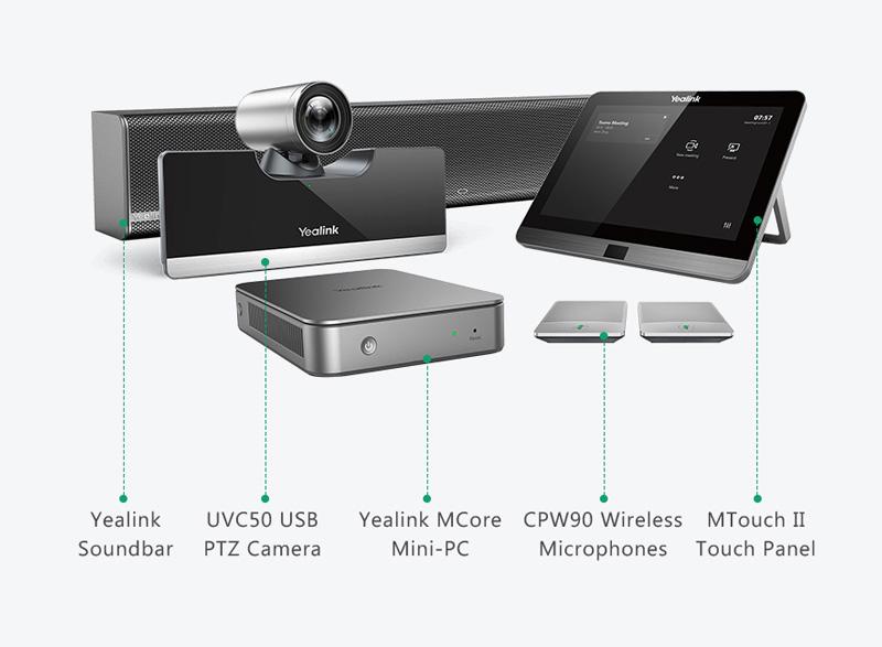 Bộ thiết bị hội nghị Yealink MVC500 II