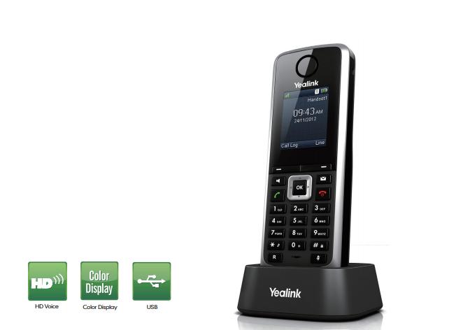 Điện thoại IP Yealink W52H