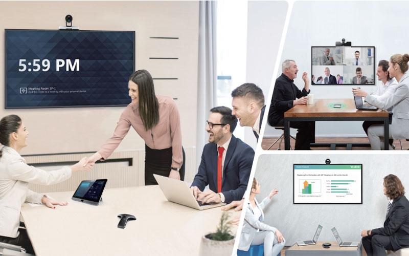 Giải pháp hội nghị truyền hình cho Microsoft Team